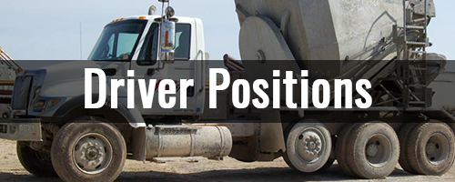 Truck Driver Positions